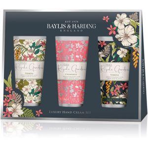 Baylis & Harding Royale Garden Limited Edition dárková sada II. (na ruce)