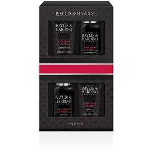 Baylis & Harding Black Pepper & Ginseng dárková sada (pro muže)