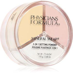 Physicians Formula Mineral Wear® minerální pudr 3 v 1 19,5 g