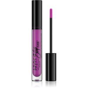 NYX Professional Makeup Slip Tease vysoce pigmentovaný olej na rty odstín 06 Fatal Attraction 4 ml
