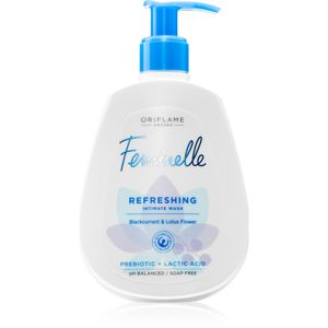 Oriflame Feminelle gel pro intimní hygienu Blackcurrant & Lotus Flower 300 ml