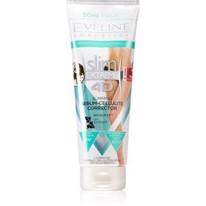 Eveline Cosmetics Slim Extreme zeštíhlující a zpevňující sérum proti celulitidě 250 ml