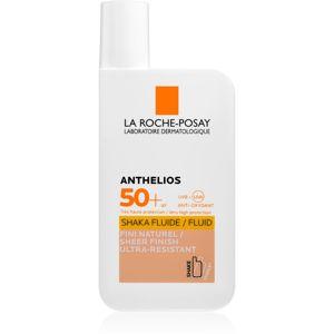 La Roche-Posay Anthelios SHAKA ochranný tónovaný fluid na obličej SPF 50+ 50 ml