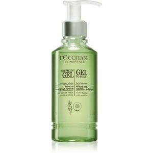 L'Occitane Gel To-Foam čisticí a odličovací gel 200 ml
