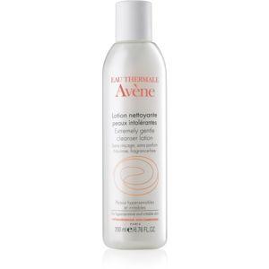 Avène Intolerant Skin čisticí pleťová voda pro intolerantní pleť 200 ml