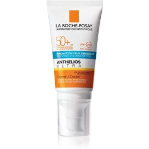 La Roche-Posay Anthelios Ultra ochranný krém na obličej bez parfemace SPF 50+ 50 ml