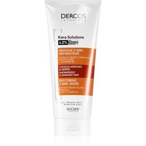 Vichy Dercos Kera-Solutions obnovující maska pro suché a poškozené vlasy 200 ml