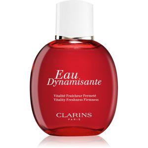Clarins Eau Dynamisante Treatment Fragrance osvěžující voda plnitelná unisex 100 ml