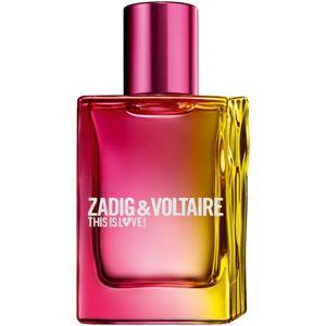 Zadig & Voltaire This is Love! Pour Elle parfémovaná voda pro ženy 30 ml