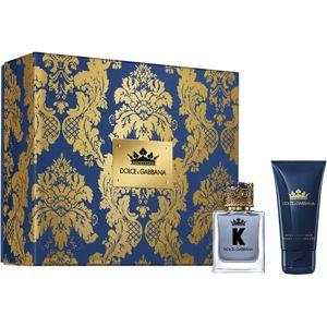 Dolce & Gabbana K by Dolce & Gabbana dárková sada III. pro muže