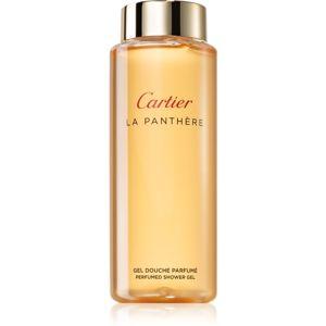 Cartier La Panthère sprchový gel pro ženy 200 ml