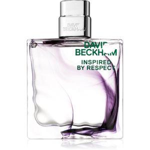 David Beckham Inspired By Respect toaletní voda pro muže 90 ml