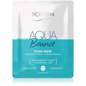 Biotherm Aqua Bounce Super Concentrate plátýnková maska 35 ml