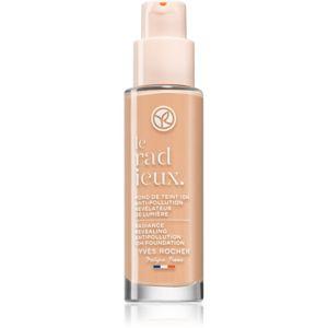 Yves Rocher Le Radieux rozjasňující make-up odstín Rose 200 30 ml