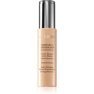 By Terry Terrybly Densiliss krémový make-up proti stárnutí pleti odstín 8,25 - Desert Beige 30 ml