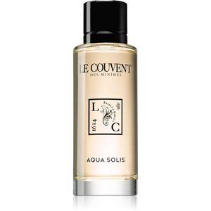 Le Couvent Maison de Parfum Botaniques Aqua Solis toaletní voda unisex 100 ml
