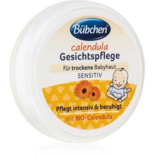 Bübchen Sensitive měsíčkový pleťový krém pro děti 20 ml