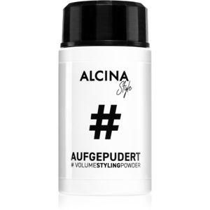 Alcina #ALCINA Style stylingový pudr pro objem vlasů 12 g