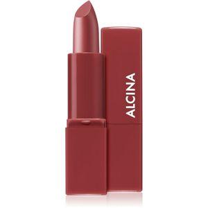 Alcina Pure Lip Color krémová rtěnka odstín 01 Natural Mauve