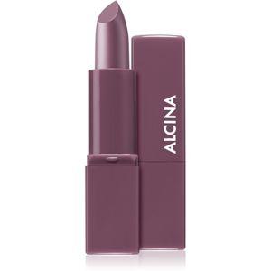 Alcina Pure Lip Color krémová rtěnka odstín 03 Cashmere Rose
