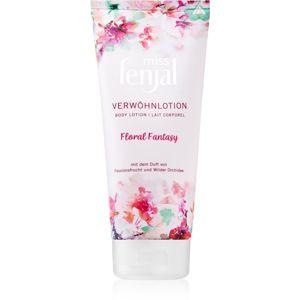 Fenjal Floral Fantasy hydratační tělové mléko 200 ml