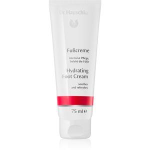 Dr. Hauschka Hand And Foot Care hydratační krém na nohy 75 ml