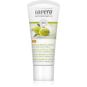 Lavera Olive & Camomile krém na ruce a nehty 20 ml