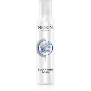 Nioxin 3D Styling Pro Thick pěna na vlasy pro objem a tvar 200 ml
