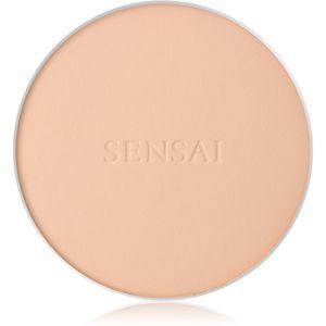 Sensai Total Finish pudrový make-up náhradní náplň odstín TF 202 Soft Beige, SPF 10 11 g