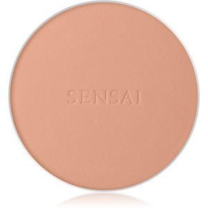 Sensai Total Finish pudrový make-up náhradní náplň odstín TF 206 Golden Dune, SPF 10 11 g