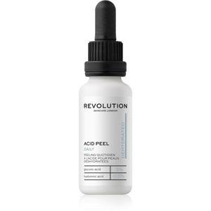 Revolution Skincare Peeling Solution pleťový peeling pro suchou pleť 30 ml