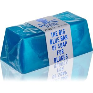The Bluebeards Revenge Big Blue Bar of Soap for Blokes tuhé mýdlo pro muže 175 g