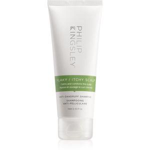 Philip Kingsley Flaky / Itchy Scalp šampon proti lupům pro podrážděnou pokožku hlavy 75 ml
