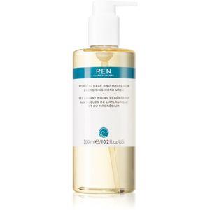 REN Atlantic Kelp And Magnesium Energising Hand Wash energizující rostlinné mýdlo na ruce 300 ml