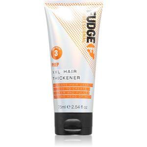 Fudge Prep XXL Hair Thickener stylingový krém pro vlasy postrádající hustotu 75 ml
