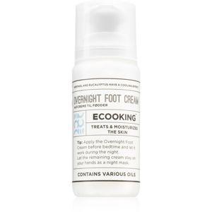 Ecooking Eco noční krém na nohy 100 ml