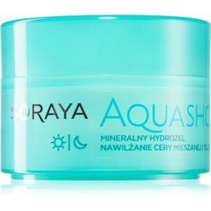 Soraya Aquashot hydratační gel s minerály 50 ml