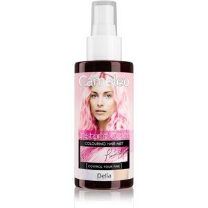 Delia Cosmetics Cameleo Instant Color tónovací barva na vlasy ve spreji odstín Control Your Pink 150 ml