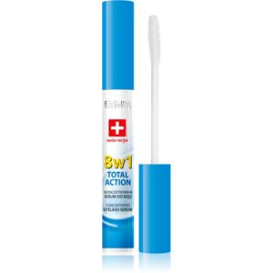 Eveline Cosmetics Total Action sérum na řasy 8 v 1 10 ml