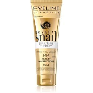Eveline Cosmetics Royal Snail matující BB krém 8 v 1 50 ml