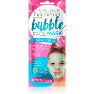 Eveline Cosmetics Bubble Mask plátýnková maska s hydratačním účinkem