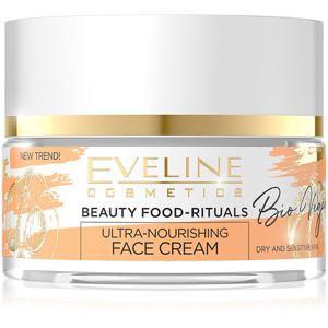 Eveline Cosmetics Bio Vegan intenzivně vyživující krém 50 ml