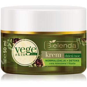 Bielenda Vege Skin Diet normalizační krém pro mastnou pleť 50 ml