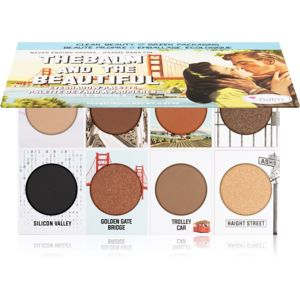 theBalm theBalm and the Beautiful® Episode 2 paleta očních stínů 10,5 g