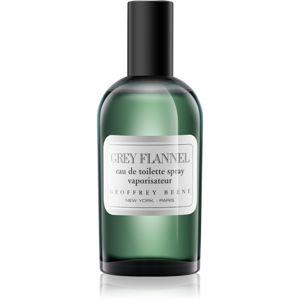 Geoffrey Beene Grey Flannel toaletní voda bez rozprašovače pro muže 120 ml