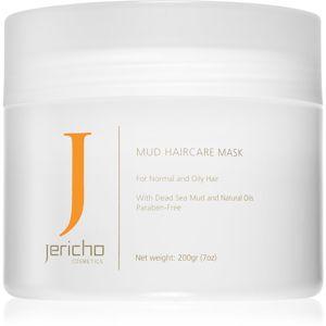 Jericho Hair Care vlasová bahenní maska pro mastnou a podrážděnou pokožku hlavy 200 ml