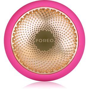 FOREO UFO™ 2 sonický přístroj pro urychlení účinků pleťové masky Fuchsia