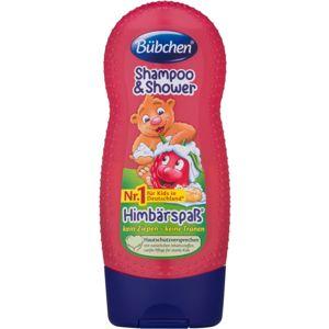 Bübchen Kids šampon a sprchový gel 2 v 1 Himbeere 230 ml