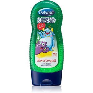 Bübchen Kids sprchový gel a šampon 2 v 1 230 ml