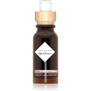 I Coloniali Hydra Brightening lehká hydratační emulze SPF 15 50 ml